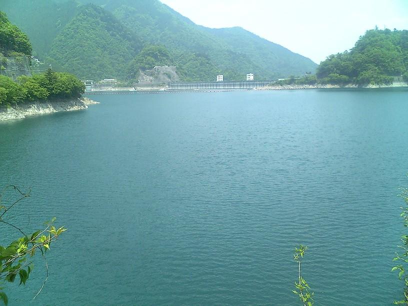奥多摩湖(小河内貯水池)