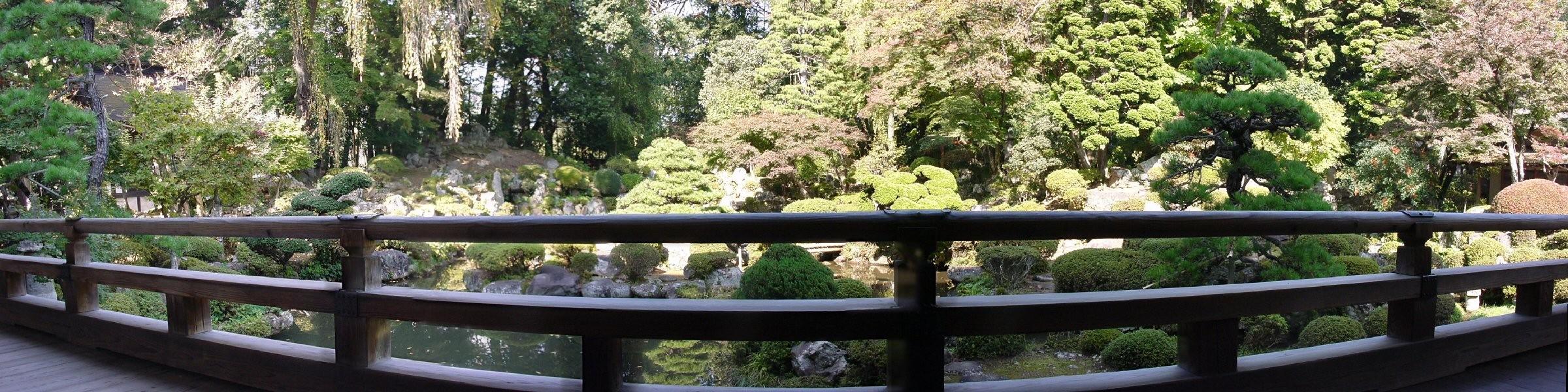 恵林寺 庭園