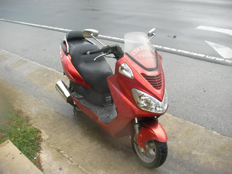 サイパン レンタルバイク