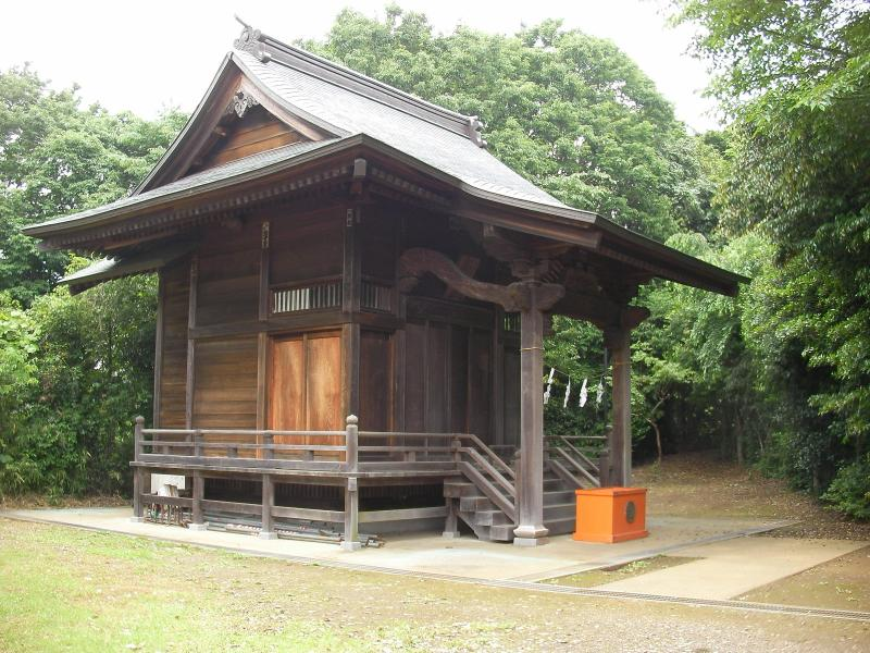 小野路 浅間神社