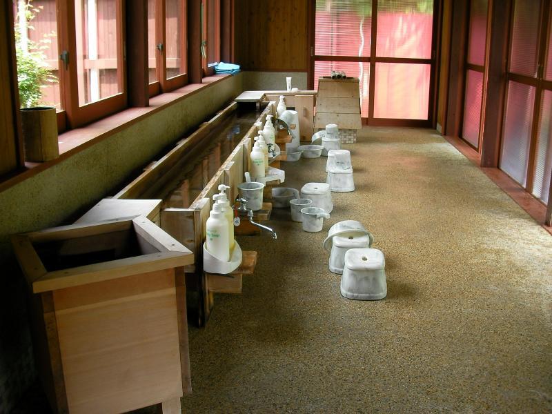 西山温泉 湯島の湯